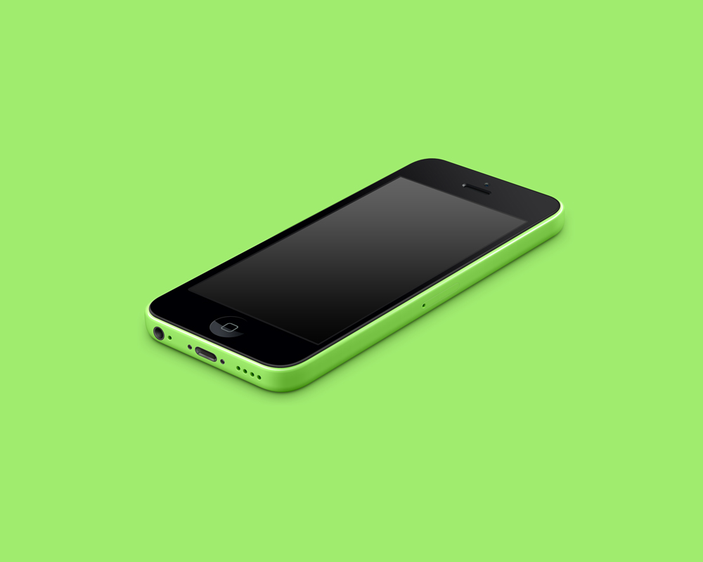 Iphone Green